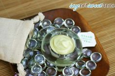 Green Tea Repairing Face Cream healthy, clean and nourishing - great for dry or aging skin! | saynotsweetanne.com | #lotion #diy #clean #beauty #greentea #FaceCreamForWrinkles