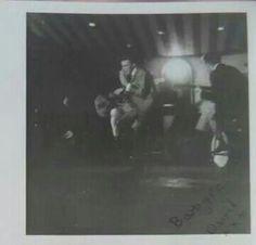 Billy singing