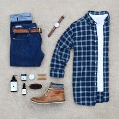 S casual outfits, casual menswear, men casual, fashion mode, fashi Fashion Mode, Look Fashion, Mens Fashion, Komplette Outfits, Casual Outfits, Fashion Outfits, Comfortable Outfits, Mode Masculine, Casual Wear