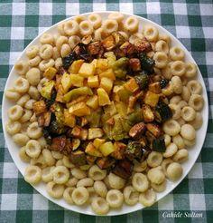 Tarif Üstü Muhabbetler- Garantili Tarifler Iftar, Black Eyed Peas, Pasta, Vegetables, Sultan, Food, Allah, Instagram, Bulgur