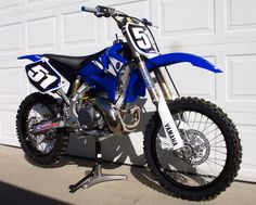 2011? yz 250 - clean build