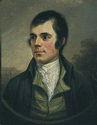 Robert Burns portrait discovered at auction