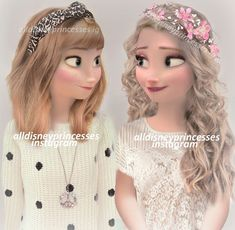 elsa, disney, and frozen image - Mara E. Disney Actual, Cute Disney, Disney Girls, Disney Style, Disney Art, Disney Movies, Walt Disney, Disney Cruise, Images Disney