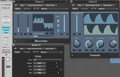 Mixing Up and Processing Beats in Logic Pro—Step-by-step tutorial;