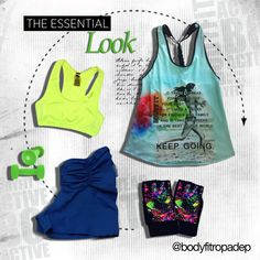 Sábado al mejor estilo #BodyFit #NewCollectionBodyFit #Fitness #Trendy #BodyFitStyle #GymTime #ExerciseYourStyle