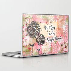 Simple Joys Laptop & iPad Skin