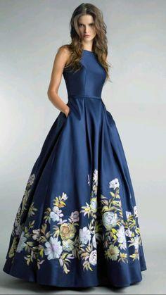Modest Dresses, Elegant Dresses, Pretty Dresses, Beautiful Dresses, Girls Dresses, Dance Dresses, Bcbg Dresses, Short Dresses, Floral Print Gowns