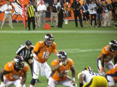 PM: Broncos beat the Steelers 19-31 (09/09/12)