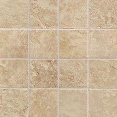 Continental Slate Egyptian Beige 3x3 Mosaic