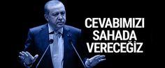 Cumhurbaşkanı Recep Tayyip Erdoğan, Irak ve Suriye'de oluşturulmak istenen kriz senaryolarına dikkat çekerek önemli açıklamalar yaptı.