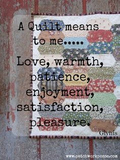 Quilting Quotes, Sewing Quotes, Quilt Labels, Quilt Tutorials, Quilt Top, Quilt Blocks, Patience, Sewing Projects, Scrappy Quilts
