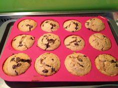 Chocolaty Chocolate Chip Whole Wheat Muffins Recipe - Food.com