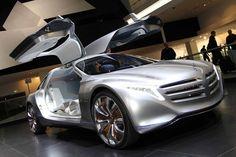 Mercedes F125