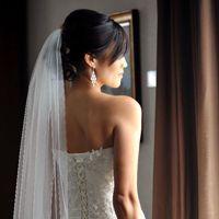 eunjin's #wedding #hair and #makeup. #bridal #beauty