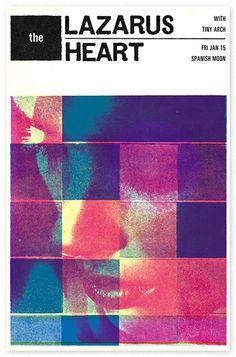 Scott Campbell | Gig Posters | bumbumbum