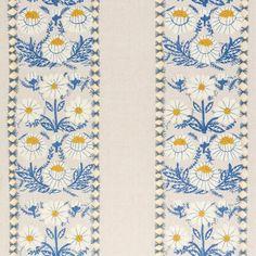 Swedish Embroidery, Embroidery Fabric, Fabric Design, Pattern Design, Schumacher, Fabric Wallpaper, Fabric Online, Fabric Samples, Wool Yarn