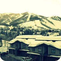 I want to go back. (Steamboat Springs, Colorado)