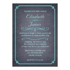 Discount DealsAqua Vintage Chalkboard Wedding Invitations AnnouncementYes I can say you are on right site we just collected best shopping store that have