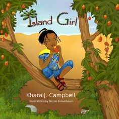Island Girl children's #kindle book (free download 2/11/15)