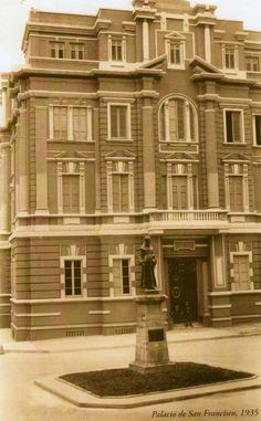 Antigua Gobernacion del Valle Cali Colombia, San Francisco, Old Pictures, Mansions, History, Architecture, House Styles, Colonial, Buga