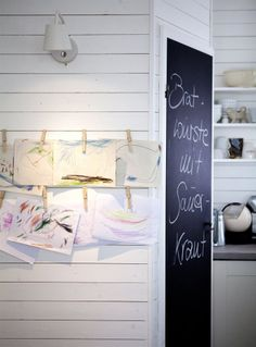 more picture hanging ideas