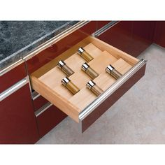 kitchen cabinets inserts sink front tip out tray rev a shelf 6572 series 11 3033