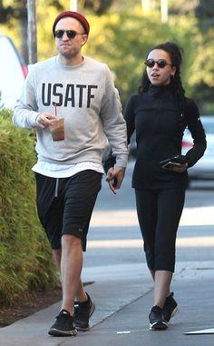Robert Pattinson & FKA Twigs boyfriend and girlfriend