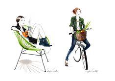 News - Sophie Griotto Illustration