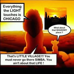 Funny cuze my mom grew up there:/ lol its ghetto...  - popculturez.com