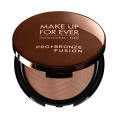 PRO > BRONZE FUSION - Sand Undetectable Compact Bronzer Ultra Natural & Waterproof I000013220