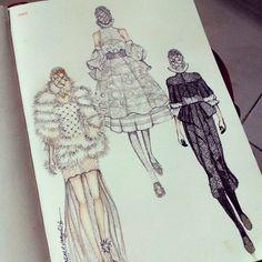 mcQueen on fashionary