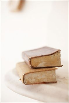Deliver receipts in old books, serve bread and cheese on old books and more.