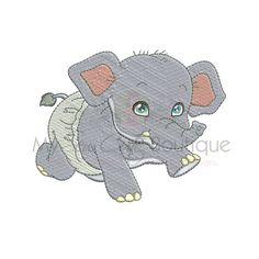 Zoo Embroidery Design  3 Sizes  Instant Download