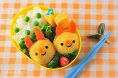 Potato Croquette Bunny