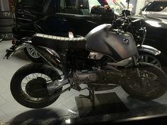 BMW gs1150 baja