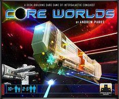 Core Worlds de Andrew Parks