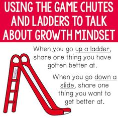 Chutes And Ladders is a classic game that your students will love. These tips will give you ways to incorporate this fun game into your school counseling lessons focused on anger management… Growth Mindset Activities, Social Skills Activities, Counseling Activities, Group Counseling, Therapy Games, Therapy Activities, Play Therapy, Kids Mental Health, Health Education
