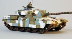 Chieftain Mk.5 (Berlin Brigade) by Brian Thewlis (Tamiya 1/35)