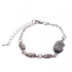 Cute hedgehog family bracelet Cute Hedgehog, Bracelets, Silver, Jewelry, Jewlery, Jewerly, Schmuck, Jewels, Jewelery