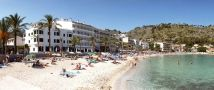 Hotel Marina, excellent value for money hotel in the lovely Port de Soller Majorca - highly recommend.  Great for cycling and walking in the hills