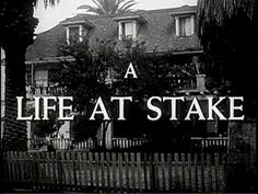 A Life at Stake (1954) [Film Noir] [Drama] - YouTube - sometimes you want to see a little Angela Lansbury