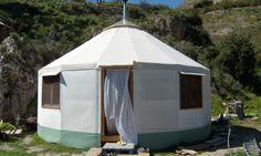 Vivir en una yurta