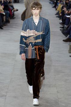 Louis Vuitton - Fall 2017 Menswear