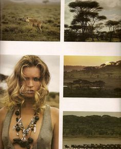 Kate Moss by Mario Sorrenti for W May 2004
