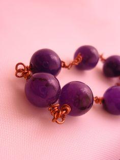 Dettaglio collana in perle di marmo  #detail #necklace #accessories