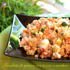 Get Healthy, Healthy Recipes, Couscous, Fried Rice, Grains, Gluten Free, Diet, Cooking, Ethnic Recipes