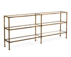 Maxwell Sofa Console Table - Console - Tables - Furniture - Our Products