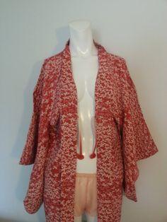 Vintage Silk Kimono by MamieXOXO on Etsy, $135.00
