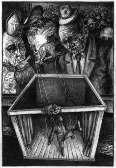 """""""Puppenspieler"""" von Thomas Bühler"""