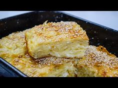 O plăcintă cu brânză pe care soțul meu o adoră - YouTube Pizza Pastry, Albanian Recipes, Savoury Dishes, Biscotti, Bread Recipes, Macaroni And Cheese, Food And Drink, Appetizers, Sweets